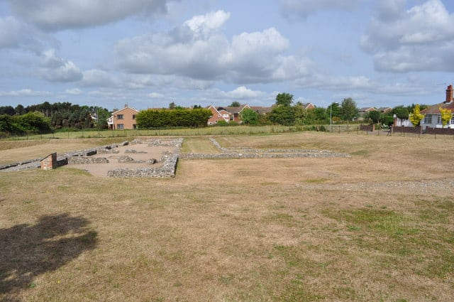 Caister Roman Site, Caister-on-Sea, Norfolk