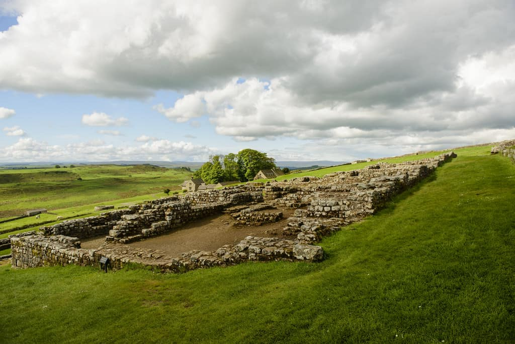 UNESCO World Heritage Site, Hadriand Wall