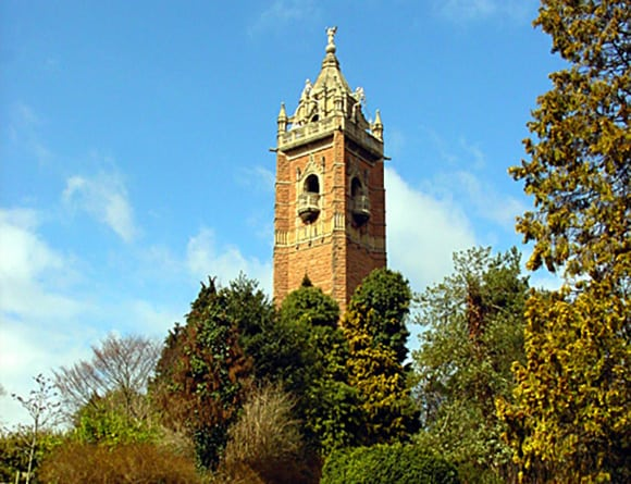 Cabot-Tower