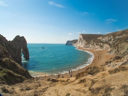 British Coastal World Heritage Sites