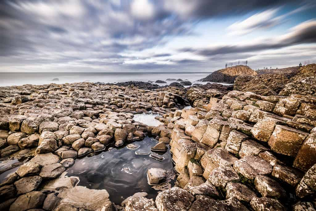 UNESCO World Heritage Site, The Giant's Causeway, Northern Ireland