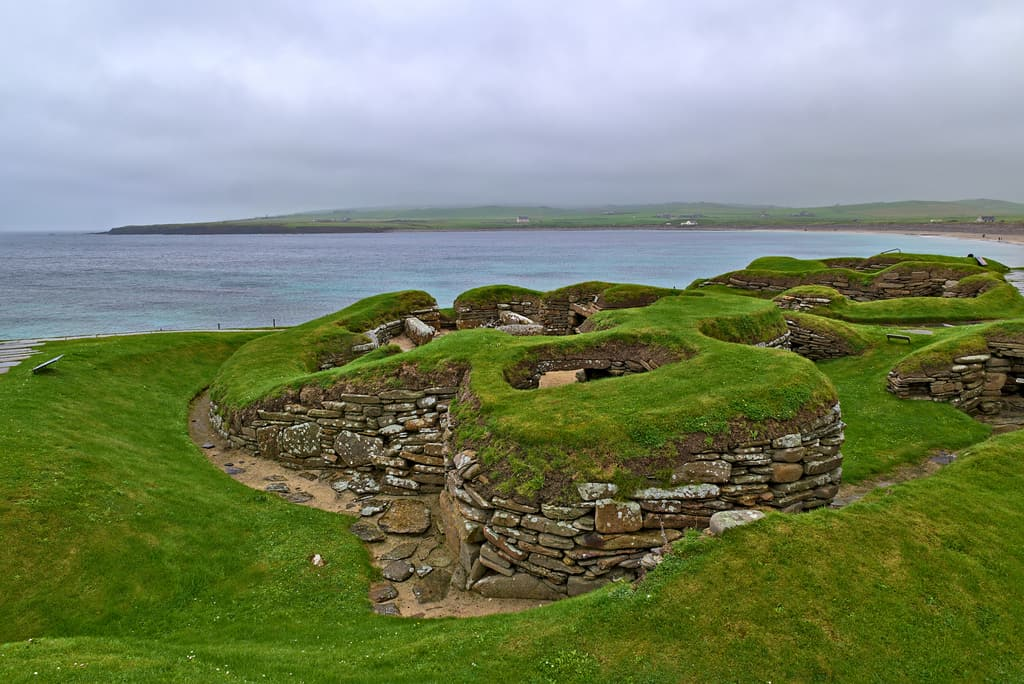 UNESCO World Heritage Site, Orkney Islands, Scotland