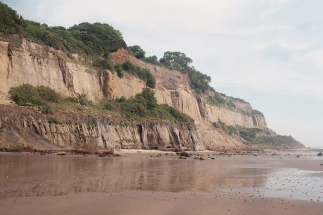 Luccombe Beach, Shankline, Isle of Wight
