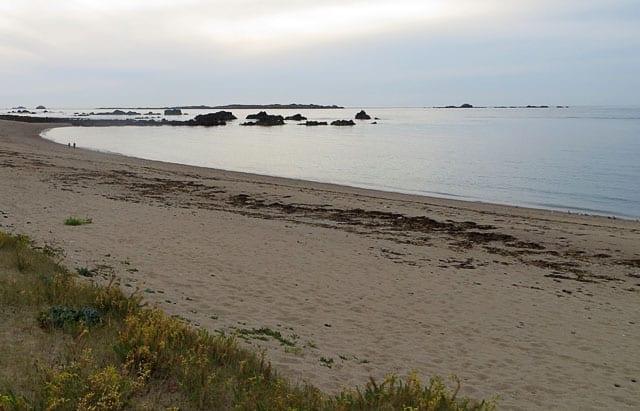 Platte-Saline-beach