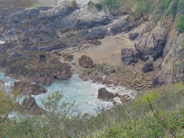 Moulin-Huet-beach
