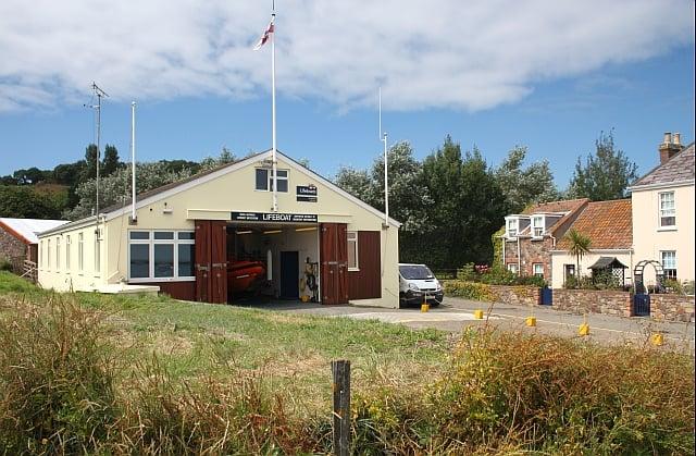 St-Catherine-lifeboat-station