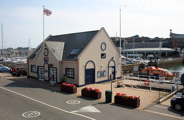 St-Helier-lifeboat-station