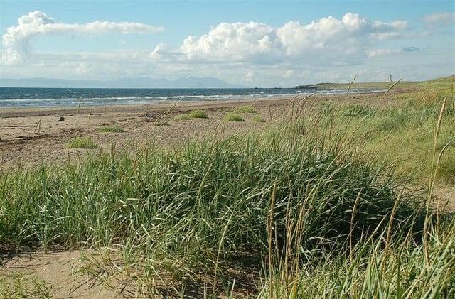 Turnberry-beach