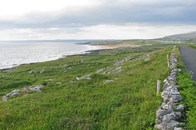 Fanore-beach