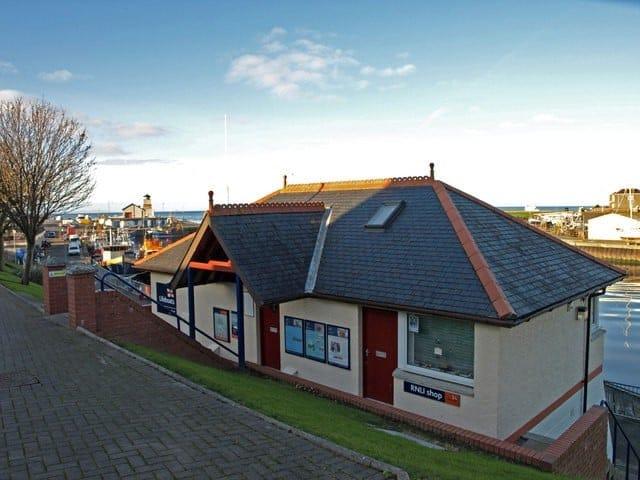 Girvan-lifeboat-station
