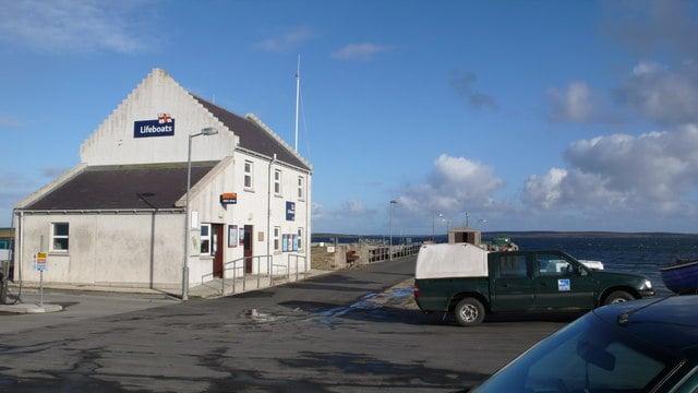 Longhope-lifeboat-station