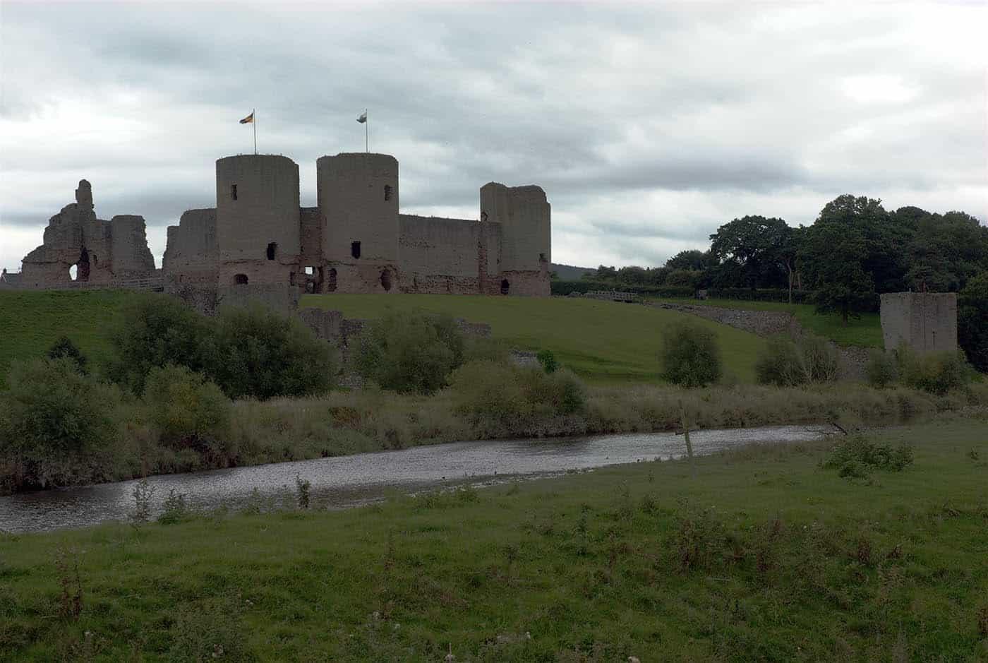 Rhuddlan-Castle