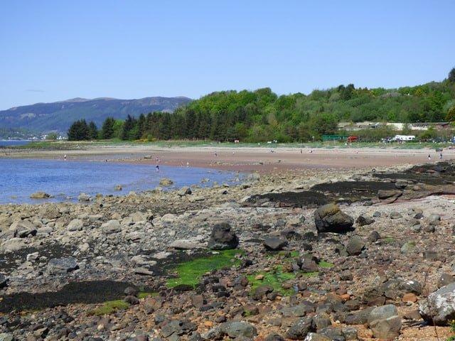 Lunderston-Bay-beach