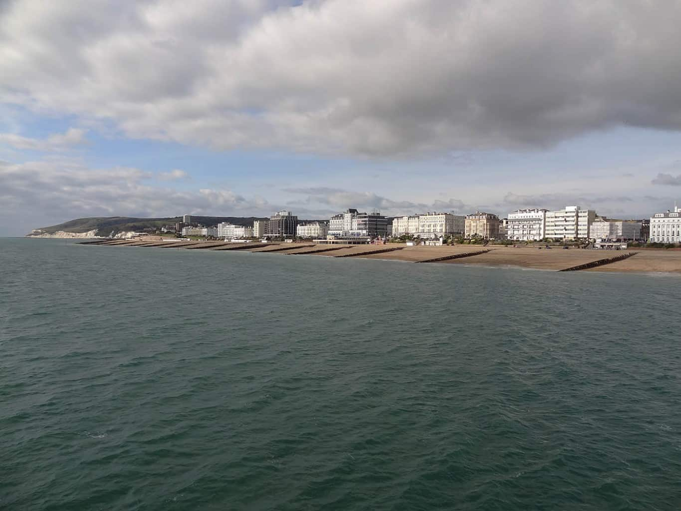 Eastbourne-Wish-Tower-to-Pier-beach