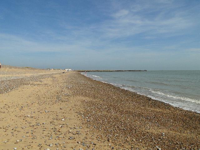 Walberswick-beach