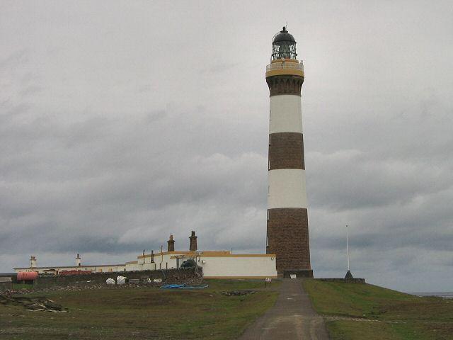 North-Ronaldsay-Lighthouse