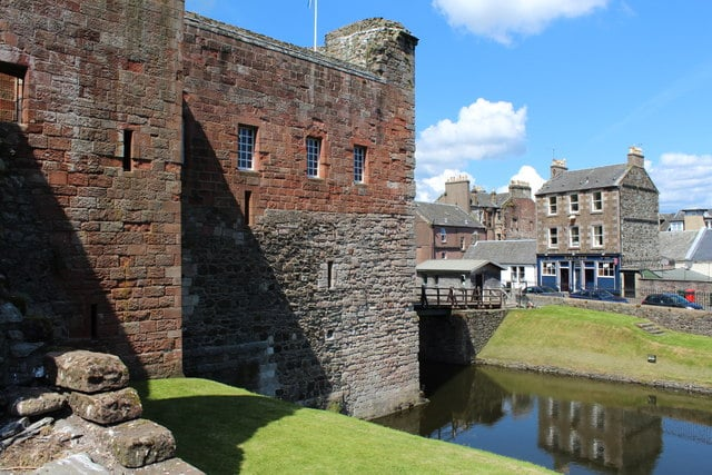 Rothesay-Castle-1
