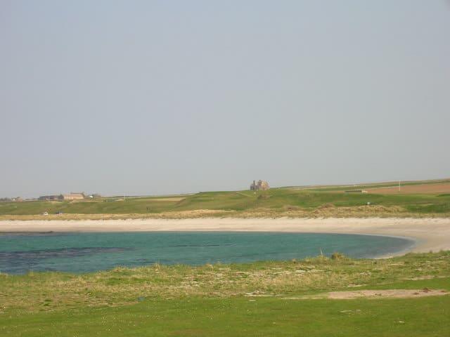 Rosehearty-beach