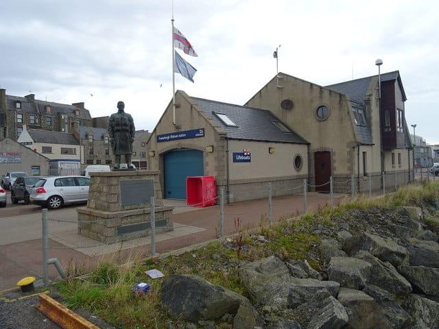 Fraserburgh-lifeboat-station