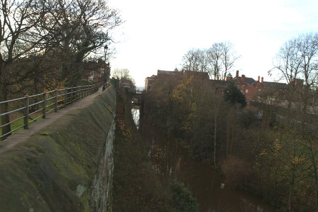 Chester-City-Walls