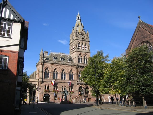 Chester-Town-Hall