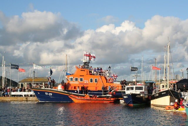 Falmouth-lifeboat