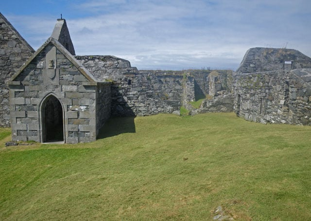 Oronsay-Priory
