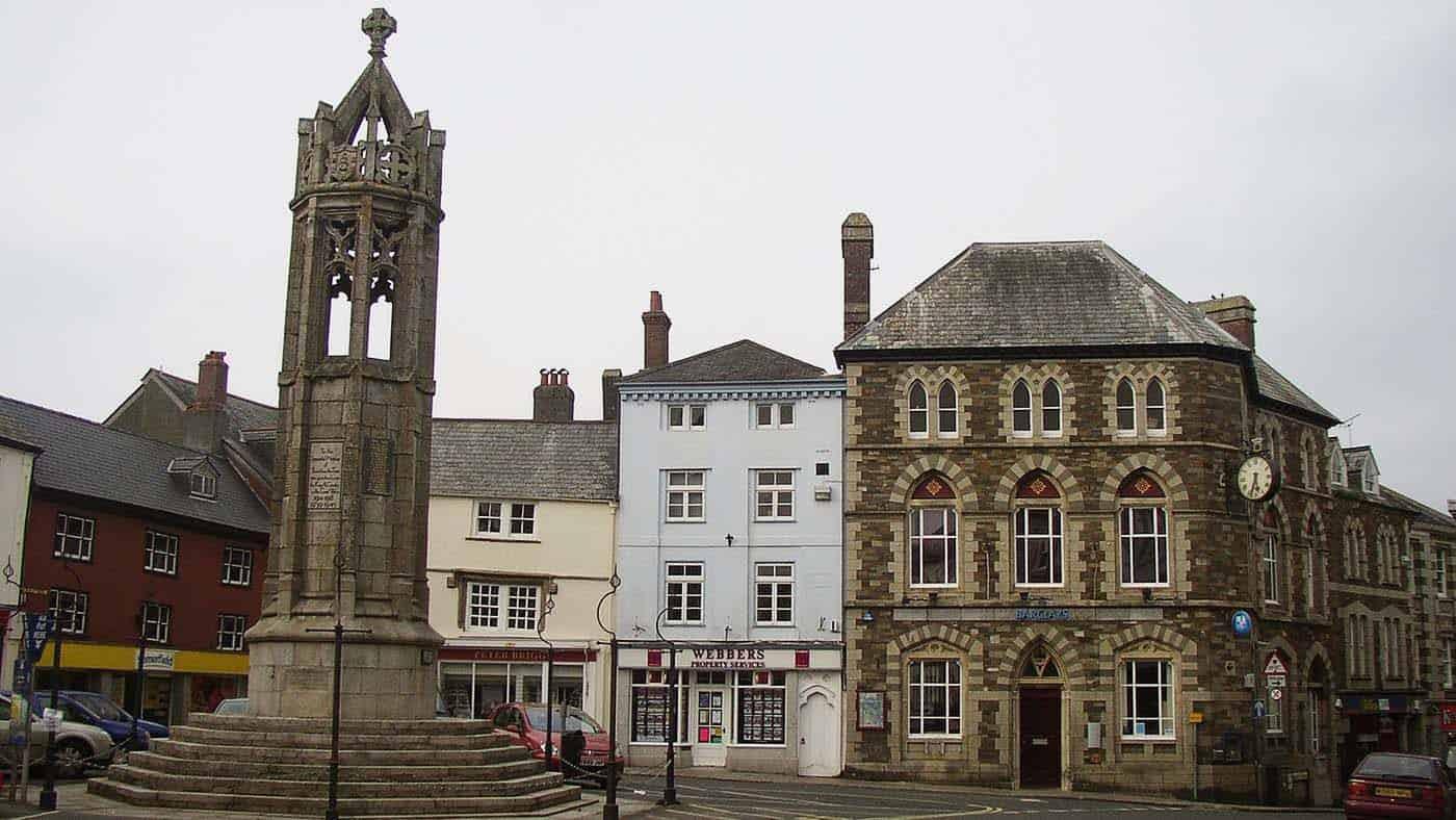 Launceston Cornwall