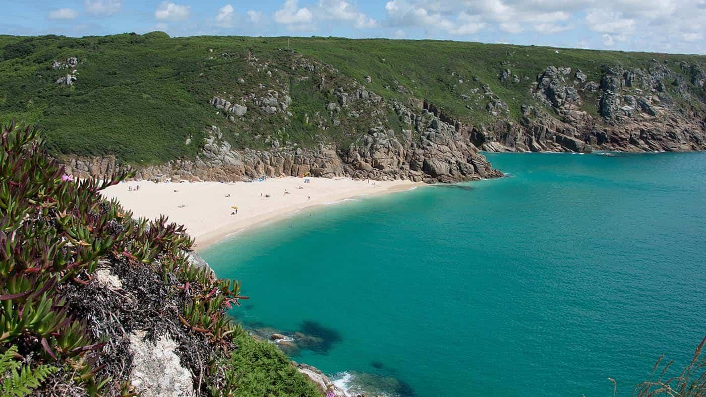 Porthcurno, Penwith Peninsula, Cornwall