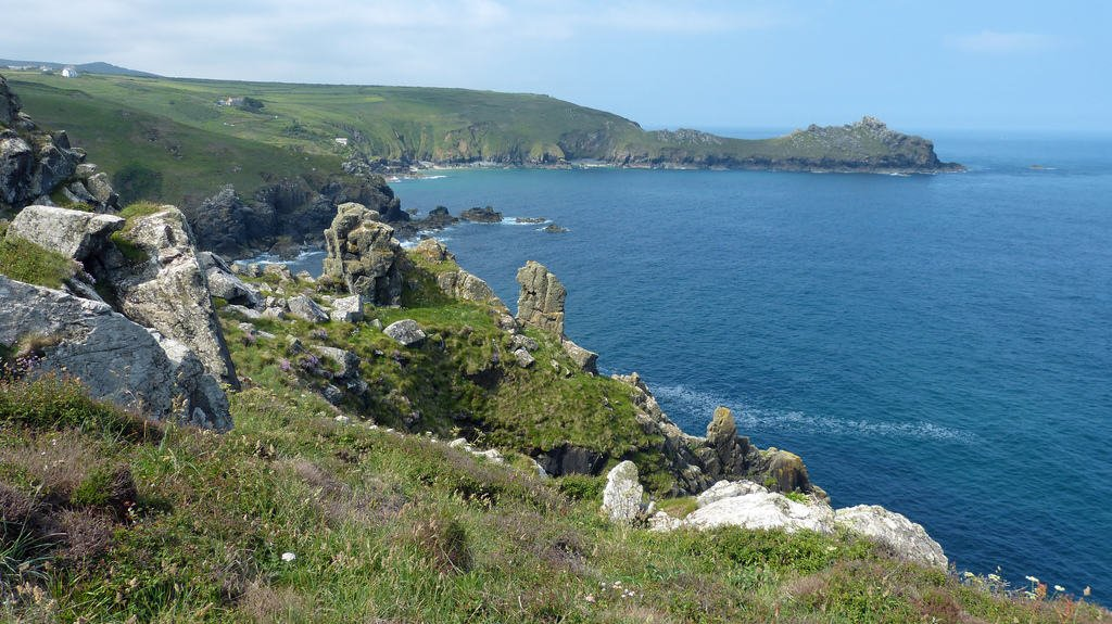 Zennor Head photo