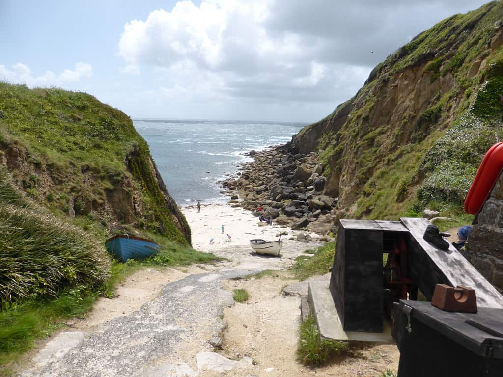 Porthgwarra photo