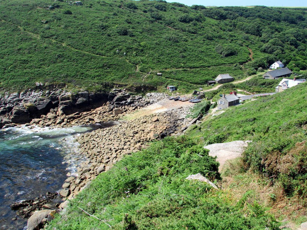 Penberth photo
