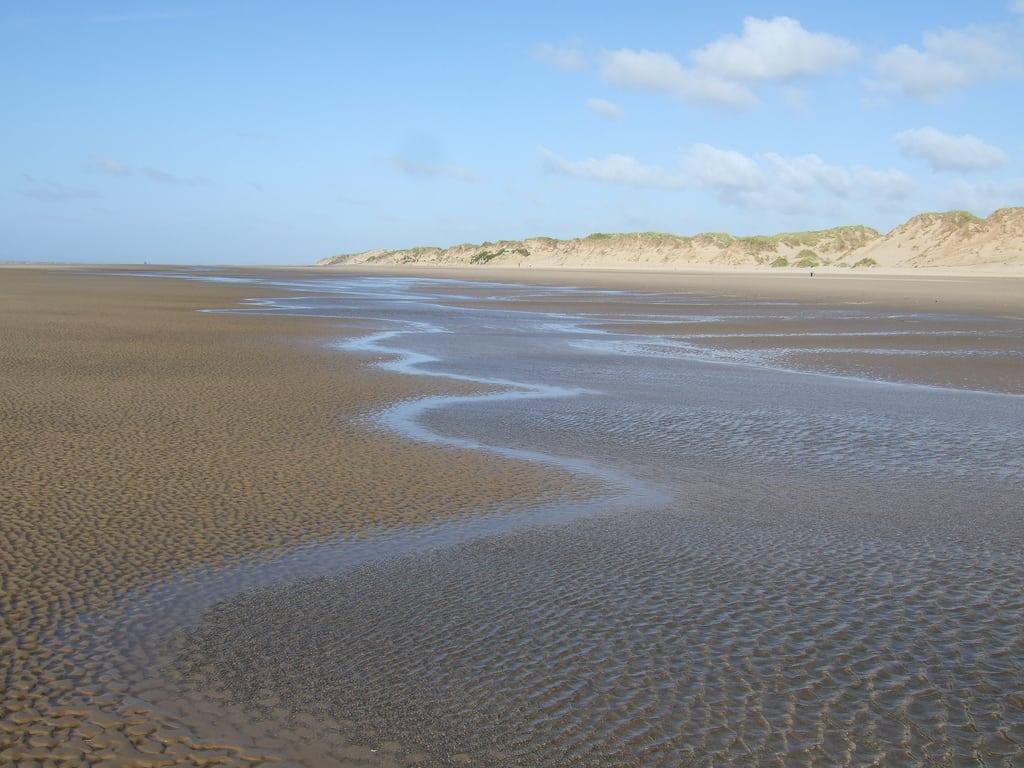 Formby beach photo