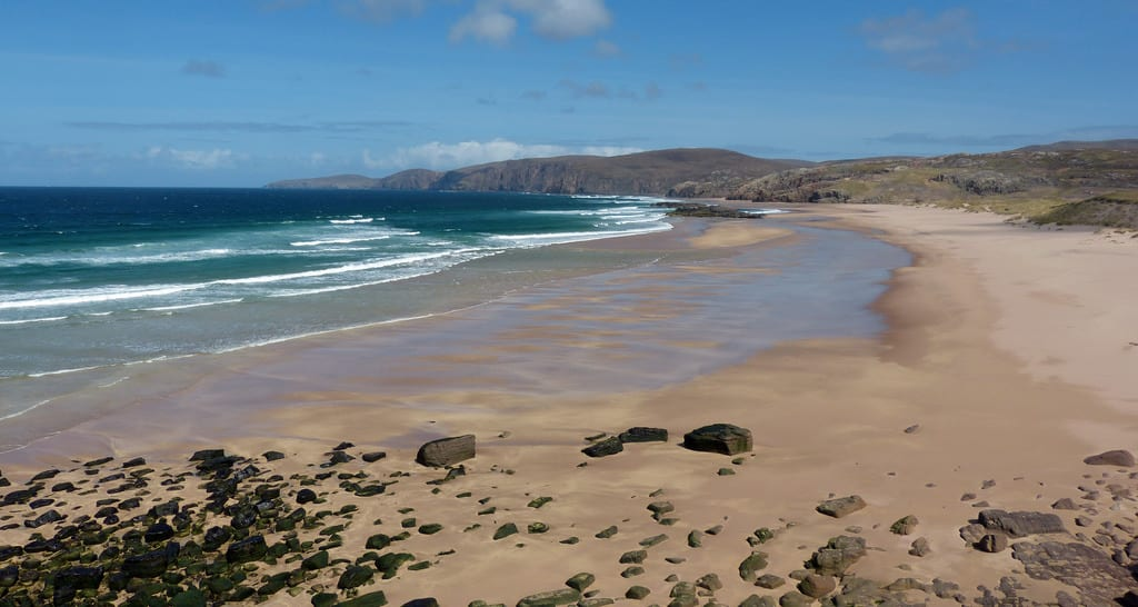 Sandwood Bay photo