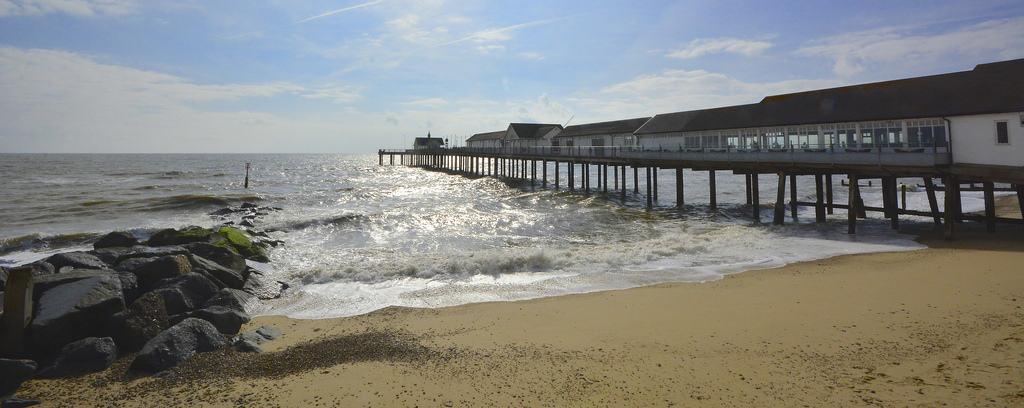 Southwold beach photo