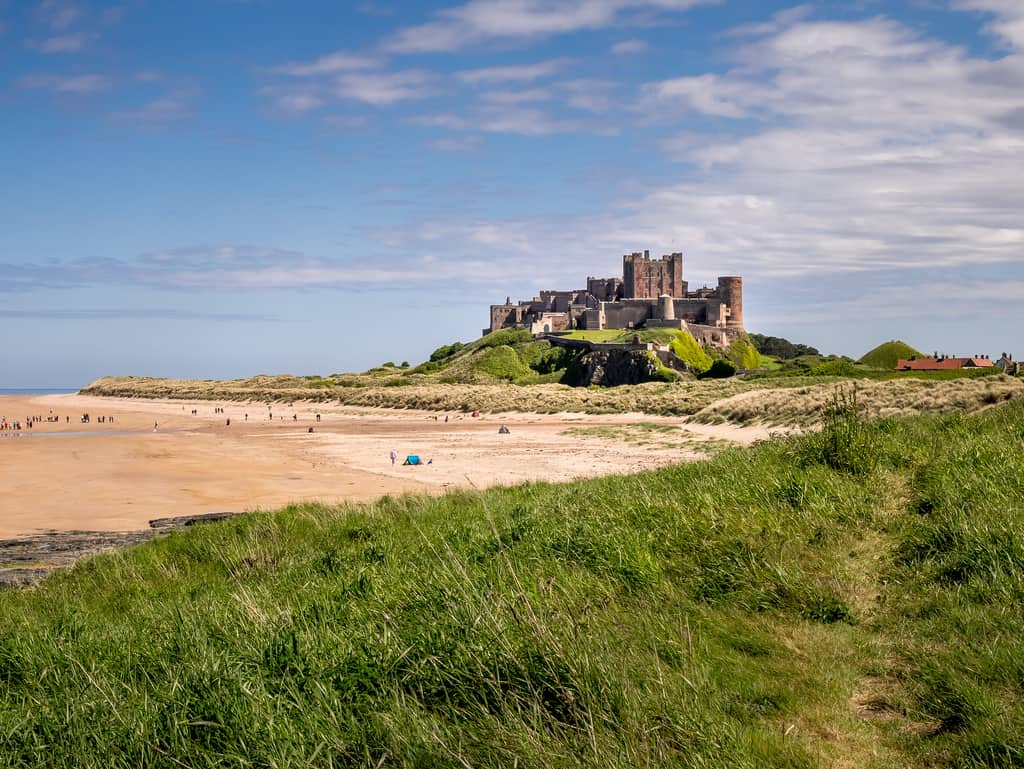 Bamburgh photo