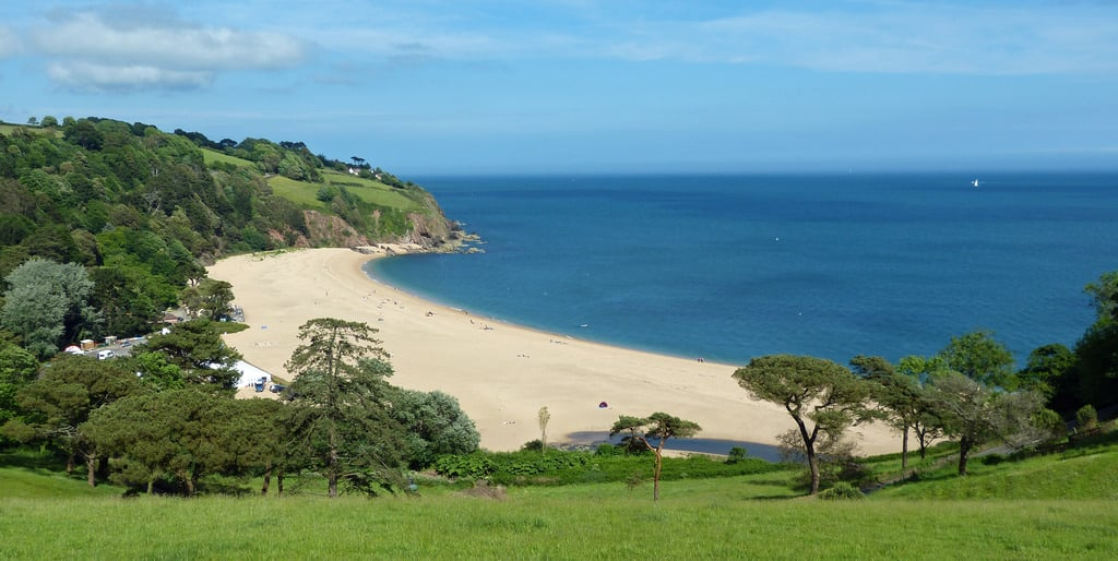 blackpool sands devon photo