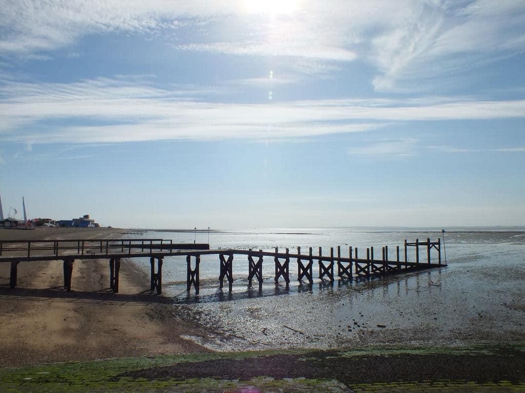 southend-on-sea pier photo