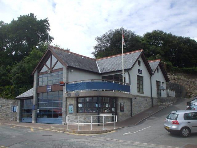 Penarth-lifeboat-station