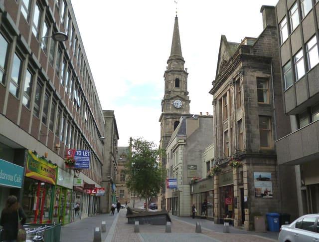 Inverness-Steeple