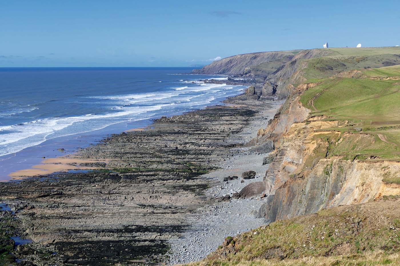Sandymouth Beach (Cornwall)