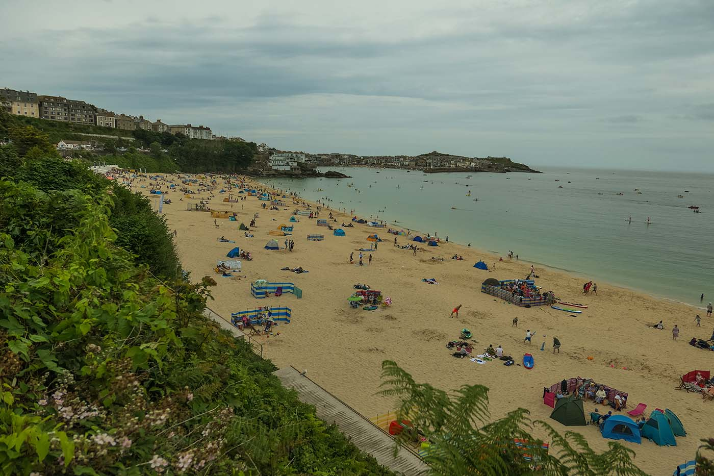 The 7 St Ives Beaches in Cornwall